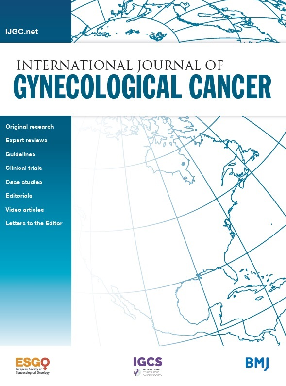 ESGO – European Society of Gynaecological Oncology