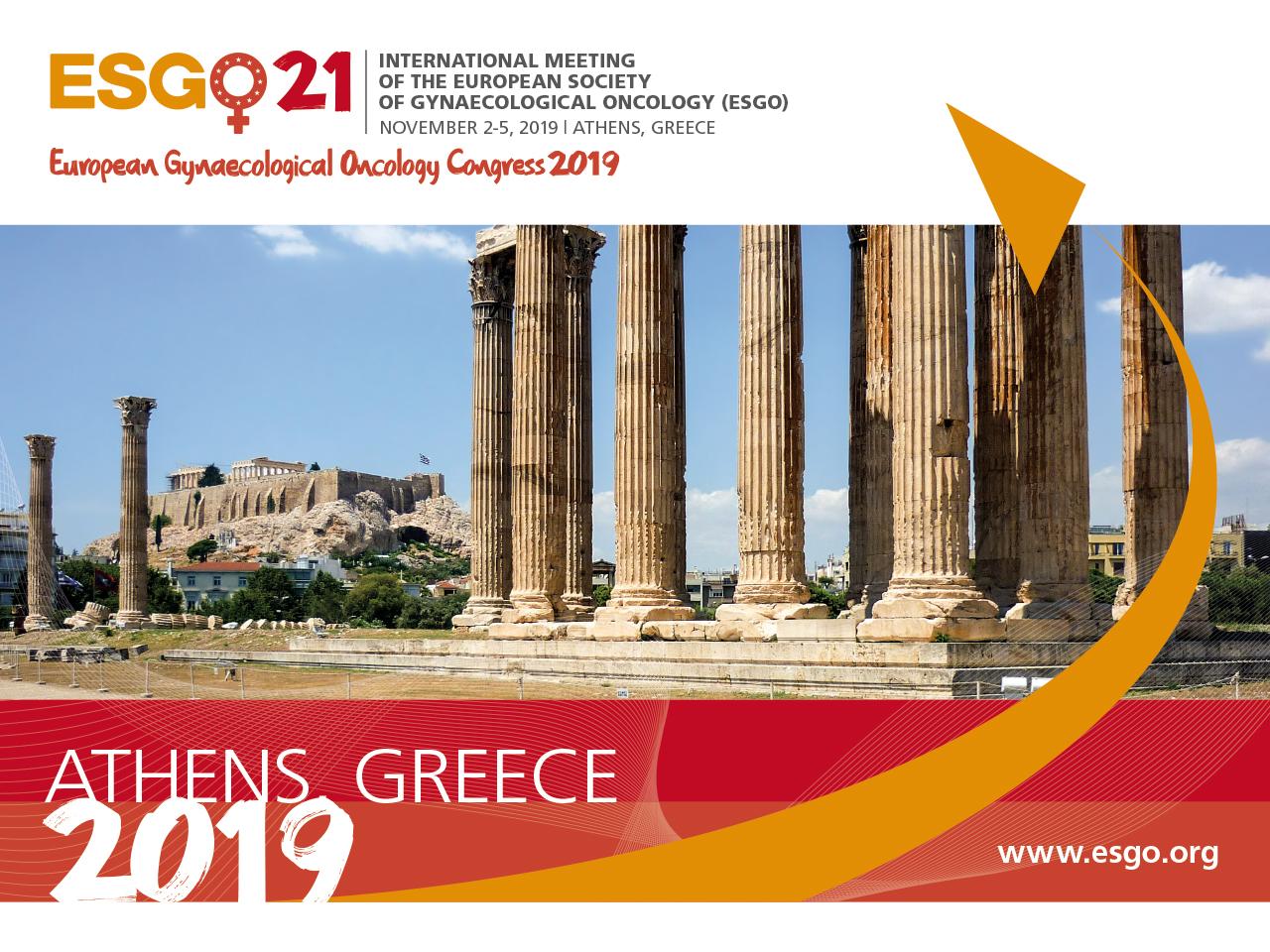 ESGO 2019 Congress – ESGO – European Society of