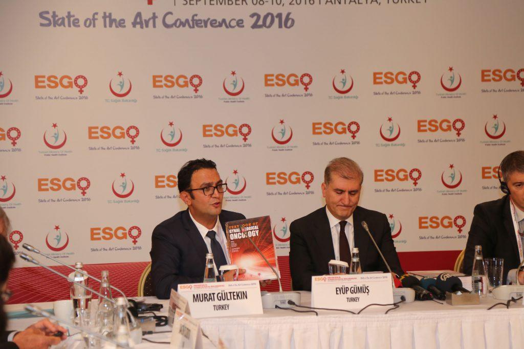 Textbook GO —   ESGO – European Society of Gynaecological