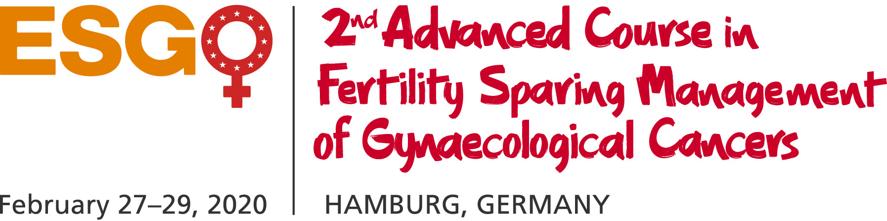 2nd ESGO Advanced Course in Fertility Sparing Management.kr